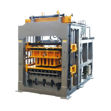 QT12-12 new model fully automatic concrete block making machine