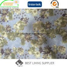 Lady's Coat Tissu Tissu Imprimé Chine Fabricant