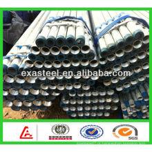 Bs 4568 tubulação de aço galvanizado soldado