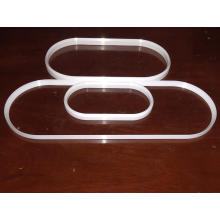 anneau ovale pour machine de tampographie