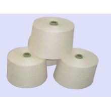 32S / 1 fil de fibres de lait économe et sain nouveau fil de fibre fibreux