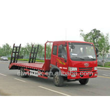 FAW 10tons flatbed tow truck