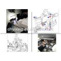 BS203 Turning Machine/Machine Lathe/Centre Lathe/Cheap CNC Lathe Machine