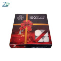 four hours white tealight candle for Festival from China manufacture