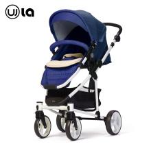 High Landscape Aluminum Jogging Stroller with EN1888 Baby Stroller