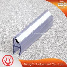 Bande magnétique imperméable de joint de PVC de 90 degrés