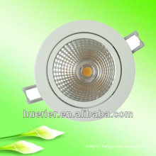 hot new products for 2014 COB cutout led downlight ,3-30W 30w cob guangzhou led downlight
