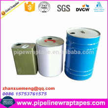 Butyl rubber primer for pipeline tape