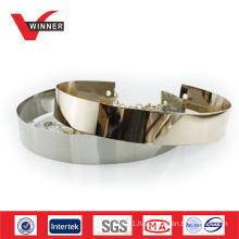 Custom metal belt buckle