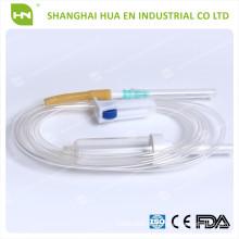 Einweg-Infusionsset Luer Slip oder Luer Lock in China hergestellt