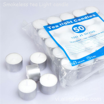 50pcs Tealight Candle / nến thơm Tealight