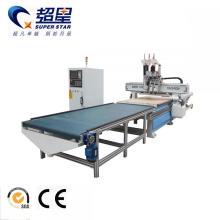 Machine à bois à commande numérique automatique