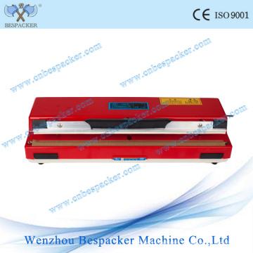 Machine de cachetage de main en plastique d'impulsion de vente chaude