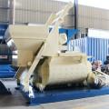 Máquina mezcladora de concreto JS