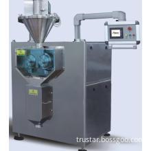 High speed dry mixer granulator equipment