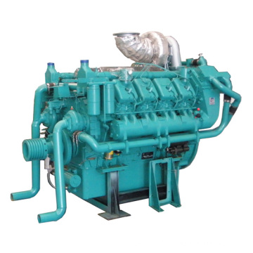 Big Power Diesel Engine 1100kVA