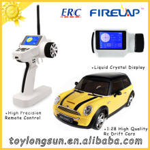 RC Auto 1/28 Skala Elektrische RC Auto 2,4 GHz Control