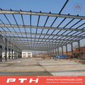 Pth Customized Design Low Cost Steel Structure Warehouse