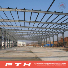 Customized Easy Installationprefab Steel Structure Workshop