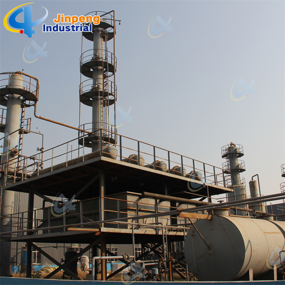 Black Oil Recycling Equipment