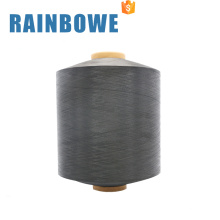 Le bas prix de haute qualité vend bien le fil enduit par air de polyester spandex