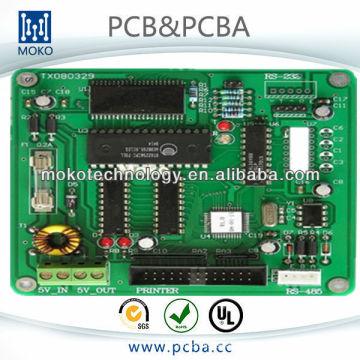 Tablero de la fuente de LCD compañía de fabricación de OEM