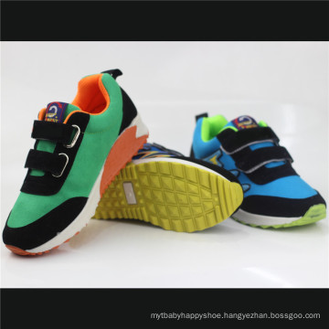 Kids Shoes Injection Sport Shoes with Magic Tap (snc-230025)
