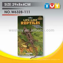 Tpr мягкие резиновые насекомые animial крокодил