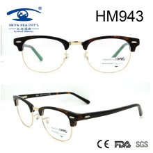 New Product Eyeglasses Acetate Optical Eyewear (HM943)