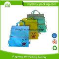 Eco Friendly Cloth Kid′s Drawstring Bag Backpack