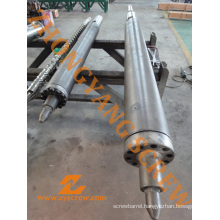 ABS Injection Molding Screw Barrel for Plastic