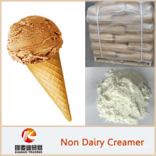 Crema no láctea para helado