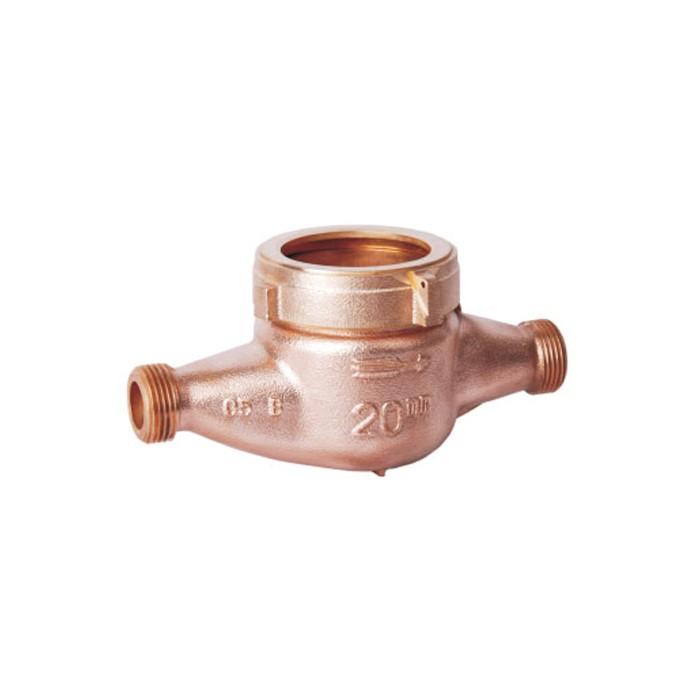CNC machining copper parts