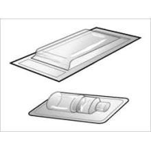 Produtos de embalagem de plástico transparente (HL-149)