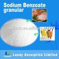Precio de la categoría alimenticia del polvo de benzoato de sodio