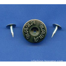 Various Size and Color Customized Logo Shank Buttons/ Jeans Buttons/ Garments Apparel Buttons Js-133-DC