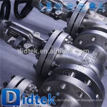 Didtek International Berühmte Marke din3352 f5 duktile Eisen Flansch Torschieber