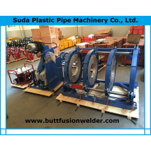 Sud400h HDPE Pipe Plastic Butt Welding Machine