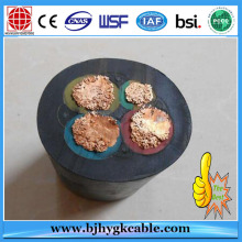 Middle Voltage Underground Cable Steel Wire /type Armoured Copper Power cable and lines