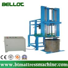 Manual Operation Vertical Foaming Machine