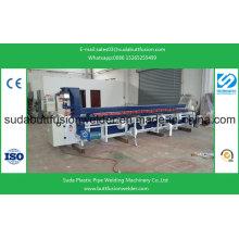 Máquina de laminación plástica de la soldadura para la longitud del grueso de 30m m 2000m m