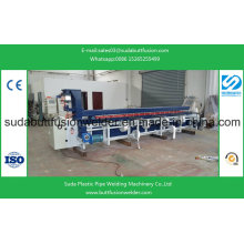 Plastic Sheet Welding Rolling Machine for 30mm Thickness 2000mm Length