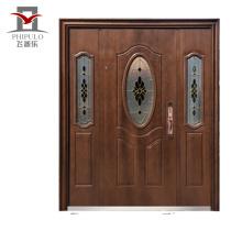 Puerta principal residencial de alta calidad 2018