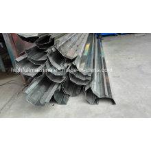 Regen Stahl Gutter für Gewächshaus