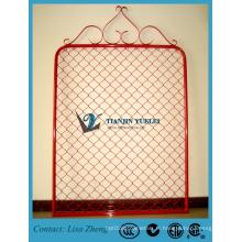 Décoration en PVC Décoré Fencing (YL-987)