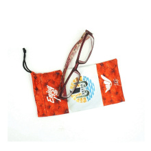 Wholesale glasses zipper pouch /spectacles case/spectacles pouch