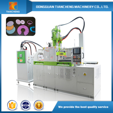 Machine d'injection de silicone 160ton avec double table coulissante