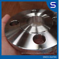 304 316 WN SO RF Forging Flange de Aço Inoxidável