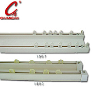 Hardware Vorhang Spray White Slider (CH1507)