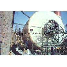 Réservoir en fibre de verre industriel et commercial